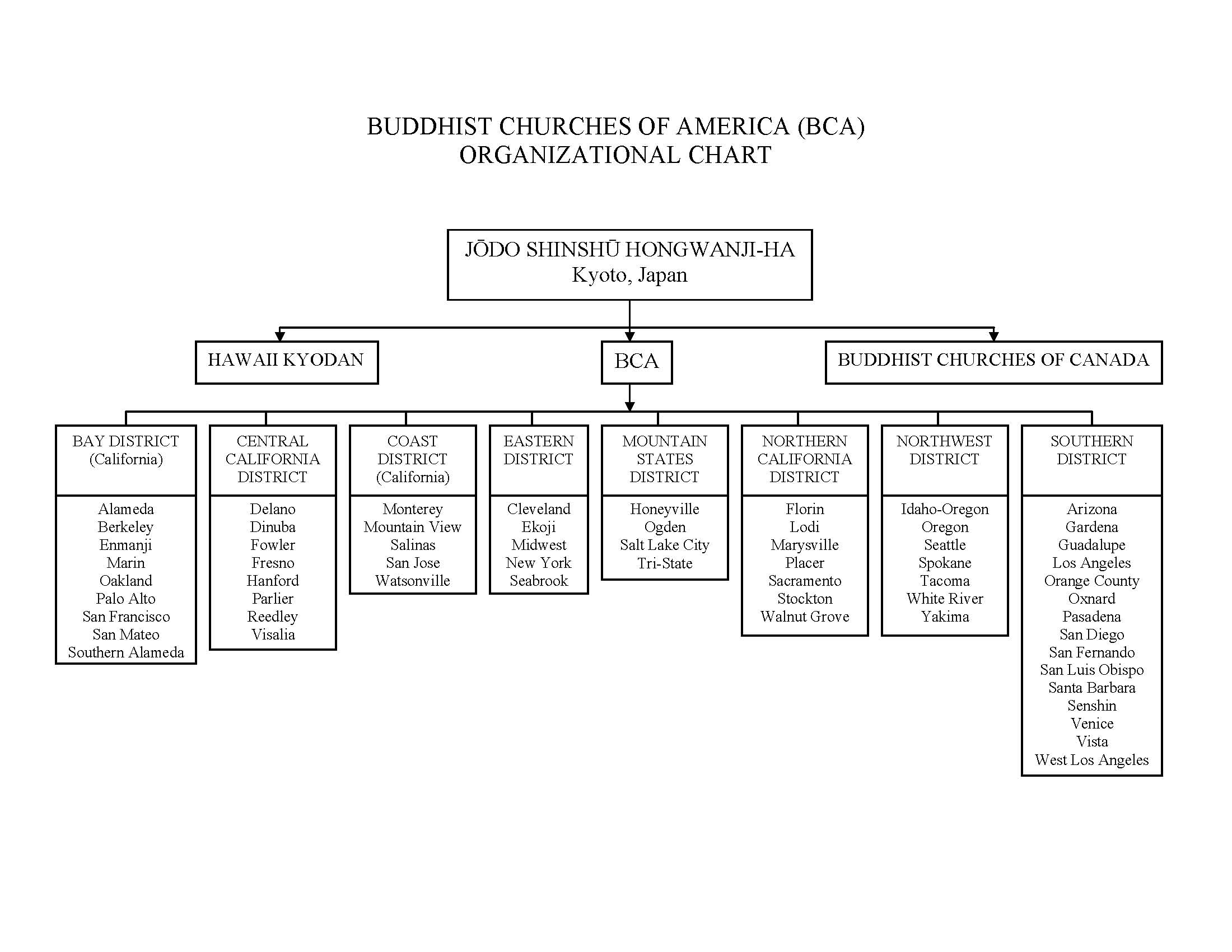 doc  585485  church organizational chart  u2013 sample church